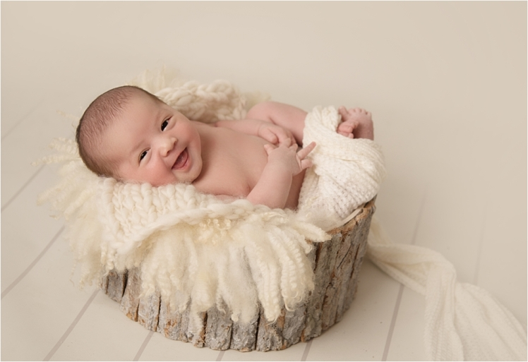 Tiny Baby Studio Newcastle Newborn and Baby Photographer Emily Mai