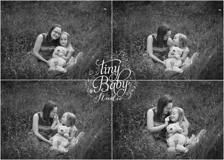 Tiny Baby Studio Childrens Photography Mummy and Daughter session