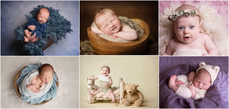 Tiny Baby Studio Newcastle Newborn Baby Photographer Props