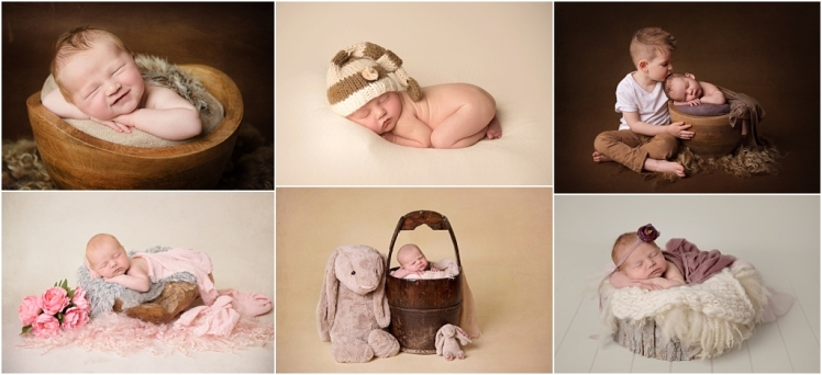Tiny Baby Studio Newcastle Newborn Photographer Award Winning