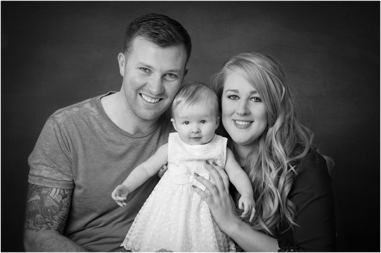Tiny Baby Studio Newcastle Newborn Photographer Older Newborns Parents