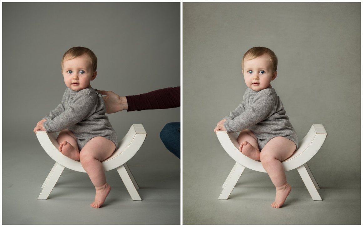 Tiny Baby Studio Newcastle Newborn Baby Photographer Safe Posing