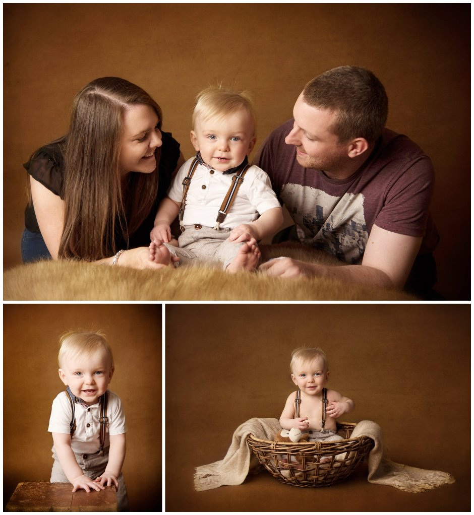 Tiny Baby Studio Newcastle Newborn Photographer Family Portraits