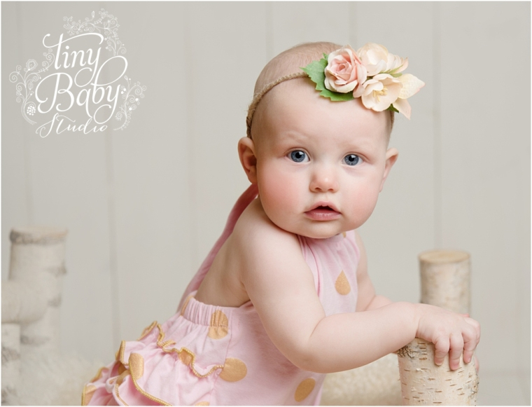 Tiny Baby Studio Newcastle newborn baby photographer sitter session