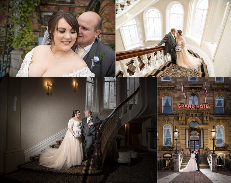 Karen McGowran Photography Newcastle Wedding Photography The Grand Hotel Tynemouth