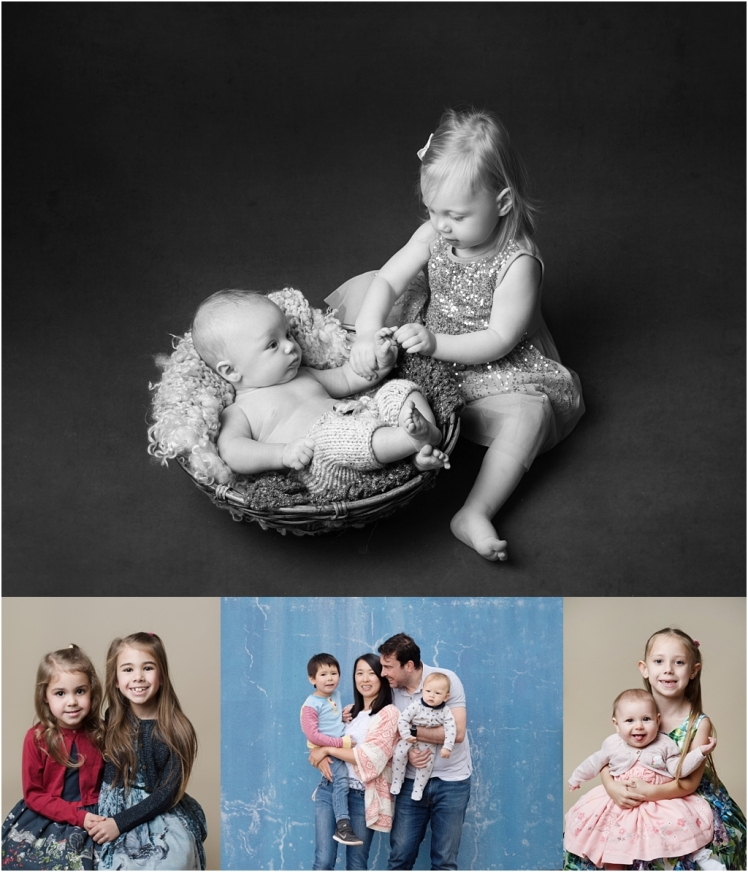 Tiny Baby Studio Newcastle Newborn Baby Photographer family portrait sessions